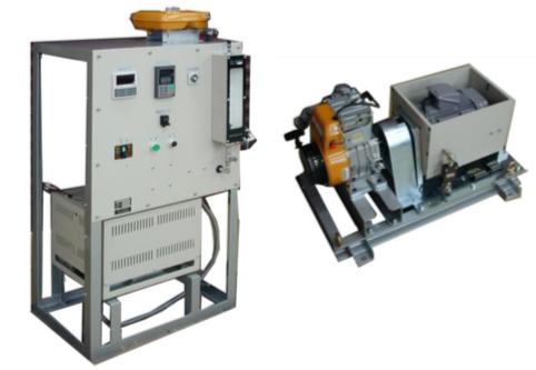 モータリング可能形内燃機関性能総合試験装置
