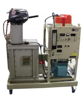 船外機性能試験装置