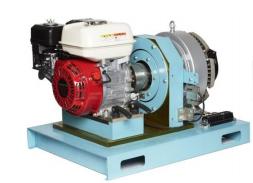 小型エンジン試験装置