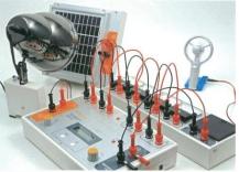 太陽光発電・充電学習システム