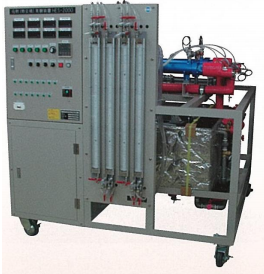 伝熱(熱交換器)実験装置