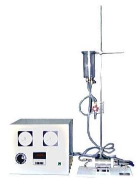 液体・ガス熱伝導実験装置