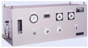 円管内強制対流熱伝達実験装置