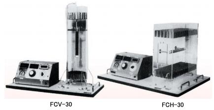 自然対流熱伝達実験装置