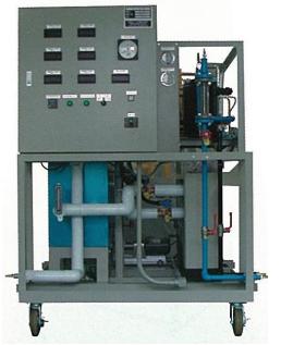 冷凍冷房性能実験装置