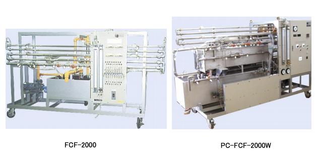 管摩擦実験装置(流動実験装置)
