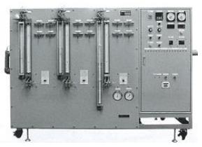 ポンプ性能・流動実験装置