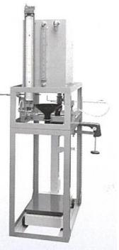 オリフィス係数算出実験装置