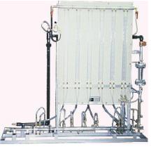 流量計測比較実験装置(水)
