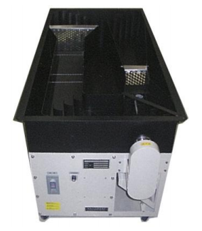 回流水槽実験装置