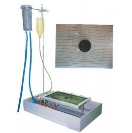 ヘレショウ流線観察実験装置