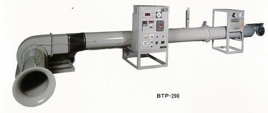 空気機械実験装置