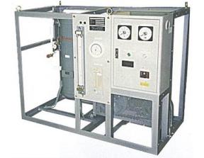圧縮機性能実験装置