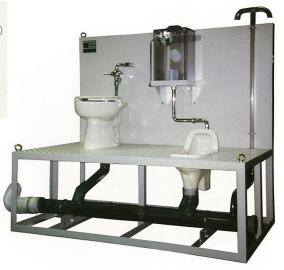 衛生設備モデル