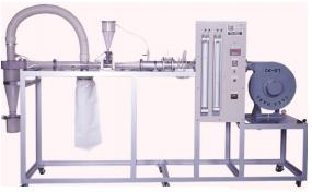 サイクロンセパレータ実験装置