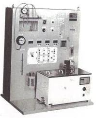 温度計比較実験装置