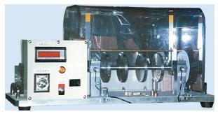 多円板振動動釣合実験装置