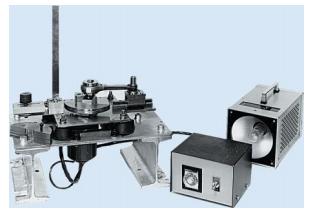 クランク振動動釣合実験装置