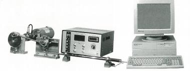 クランクーピストン運動解析実験装置