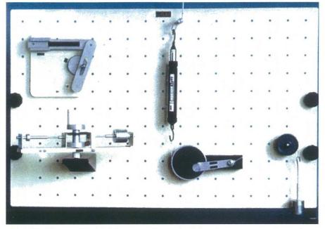 機構学実験装置(メカ37)
