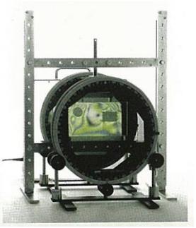光弾性実験装置