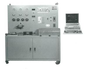 電気油圧サーボ機構実験装置