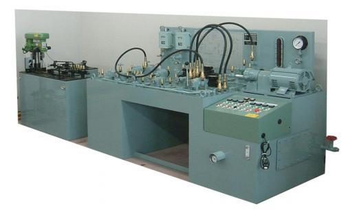 油圧制御実験装置