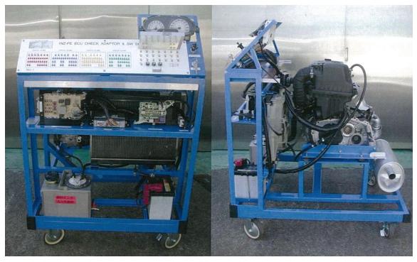 エンジン総合実習装置