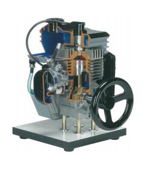 2サイクルガソリンエンジン