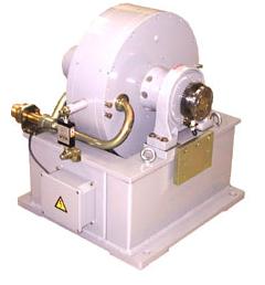 低速回転、高トルク型水冷却渦電流式電気動力計