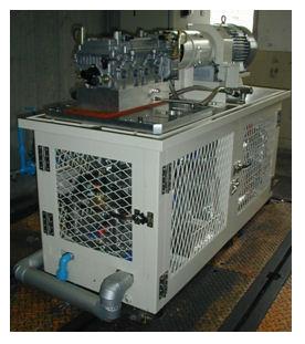カムシャフトフリクション計測装置(潤滑油耐久試験装置)