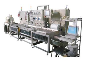 電気温水器完成品検査装置